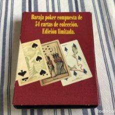 Barajas de cartas: BARAJA CARTAS NAIOE COLECCIÓN FOURNIER COMPLETA. Lote 244442925