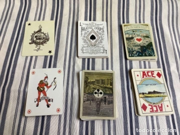 Barajas de cartas: BARAJA CARTAS NAIOE COLECCIÓN FOURNIER COMPLETA - Foto 3 - 244442925