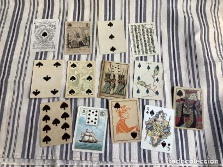 Barajas de cartas: BARAJA CARTAS NAIOE COLECCIÓN FOURNIER COMPLETA - Foto 5 - 244442925