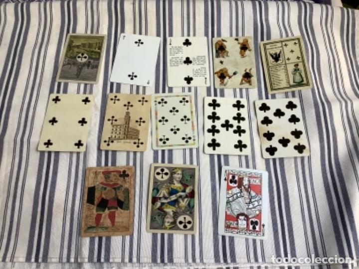 Barajas de cartas: BARAJA CARTAS NAIOE COLECCIÓN FOURNIER COMPLETA - Foto 6 - 244442925