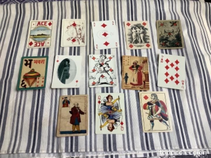 Barajas de cartas: BARAJA CARTAS NAIOE COLECCIÓN FOURNIER COMPLETA - Foto 8 - 244442925