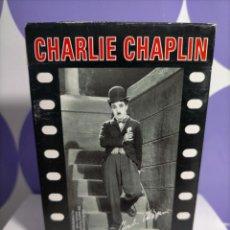 Barajas de cartas: BARAJA CARATAS CHARLIE CHAPLIN CHARLOT PIATNIK 2005 SIN ABRIR, PRECINTADA.. Lote 244528045