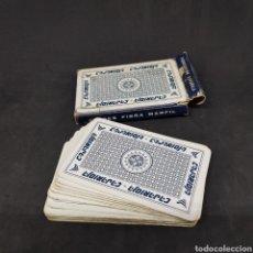 Barajas de cartas: ANTIGUAS CARTAS - CAJARIOJA - CAR202. Lote 244718310