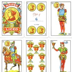 Barajas de cartas: BARAJA ESPAÑOLA. Lote 244764070