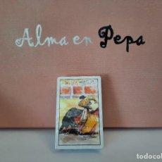Barajas de cartas: BARAJA CARTAS TAURINA NAIPE ESPAÑOL HERACLIO FOURNIER CESAR PALACIOS (PRECINTADA A ESTRENAR). Lote 244811605