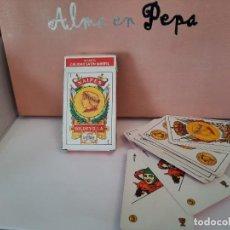 Barajas de cartas: BARAJA CARTAS NAIPE ESPAÑOL SOLDEVILLA SABADELL. Lote 244815305