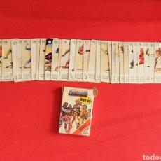 Barajas de cartas: CARTAS JUEGOS INFANTIL MASTERA DEL UNIVERSO.HAY 32 CARTAS. Lote 244852930
