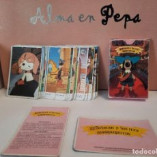 "Mazzi di carte: BARAJA CARTAS NAIPES "" D ARTACAN Y LOS TRES MOSQUETEROS """". Lote 244863470"