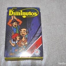 Mazzi di carte: BARAJA DE CARTAS LOS DIMINUTOS. NUEVAS SIN USO. COMPLETA.. Lote 244933090