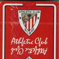 Barajas de cartas: BARAJA OFICIAL ATHLETIC CLUB. Lote 244968930