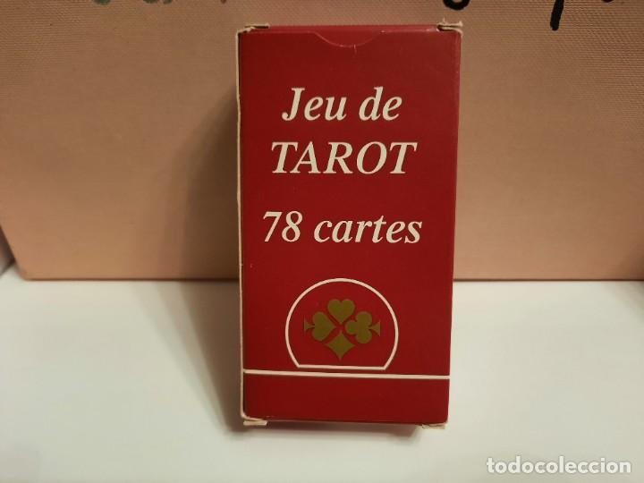 Barajas de cartas: BARAJA CARTAS TAROT 78 CARTAS - Foto 2 - 245098640
