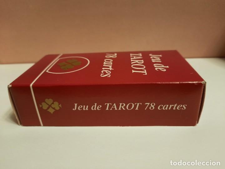 Barajas de cartas: BARAJA CARTAS TAROT 78 CARTAS - Foto 5 - 245098640