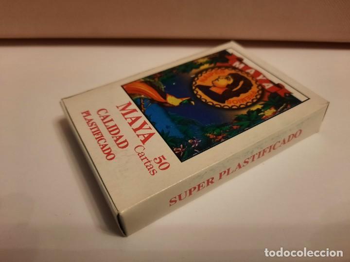"""Barajas de cartas: BARAJA CARTAS NAIPES """" MAYA """" - Foto 4 - 245115415"""