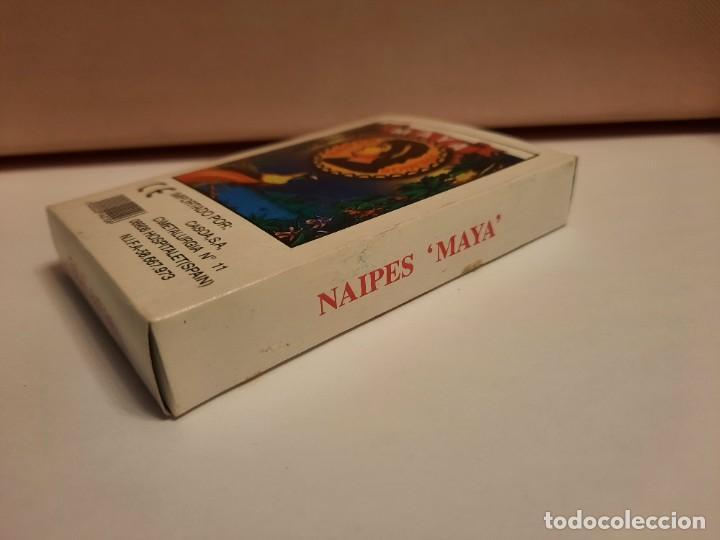 """Barajas de cartas: BARAJA CARTAS NAIPES """" MAYA """" - Foto 5 - 245115415"""