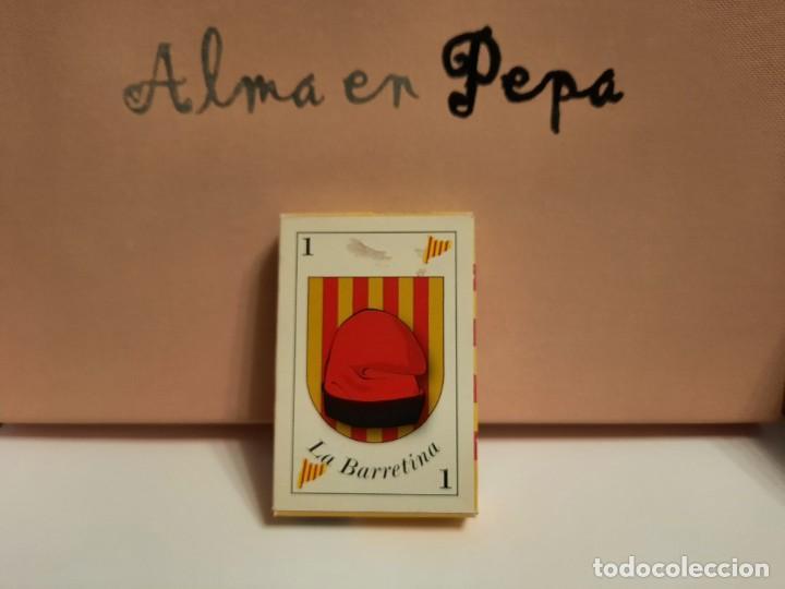 """BARAJA CARTAS NAIPES """" LA BARRETINA """" (Juguetes y Juegos - Cartas y Naipes - Otras Barajas)"""