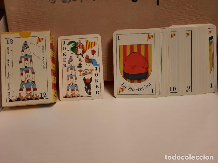 """Barajas de cartas: BARAJA CARTAS NAIPES """" LA BARRETINA """" - Foto 3 - 245118210"""