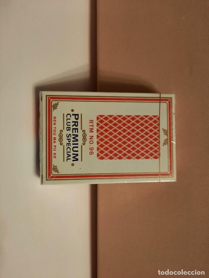 "Barajas de cartas: BARAJA CARTAS NAIPES "" RTM "" N°96 CLUB SPECIAL ( PRECINTADA) - Foto 2 - 245119515"