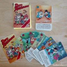 Barajas de cartas: CARTAS PATOAVENTURAS. Lote 245232900