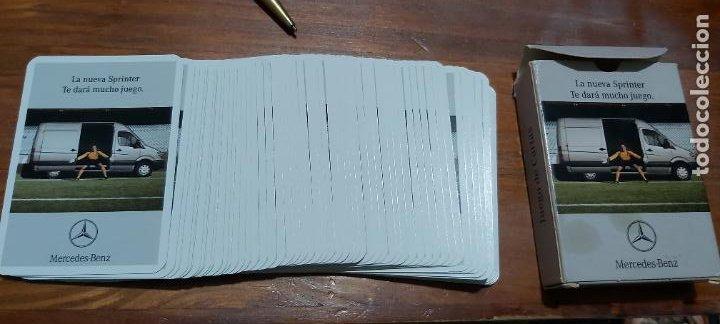 Barajas de cartas: Baraja Mercedes benz sprinter - Foto 2 - 245367055
