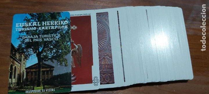 Barajas de cartas: Baraja turistica del País Vasco - Foto 2 - 245369930