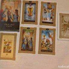 Barajas de cartas: BARAJA 40. ORÁCULO CÉLTICO. 32 CARTAS. COL.48 BARAJAS. LO SCARABEO/ORBIS FABBRI 2003. 7 FOTOS. Lote 245373460