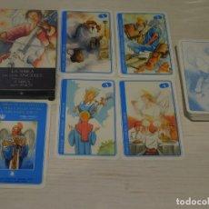 Barajas de cartas: BARAJA 46. LA SIBILA DE LOS ÁNGELES. 32 CARTAS. COL.48 BARAJAS. SCARABEO/ORBIS FABBRI 2003. 7 FOTOS. Lote 245376060