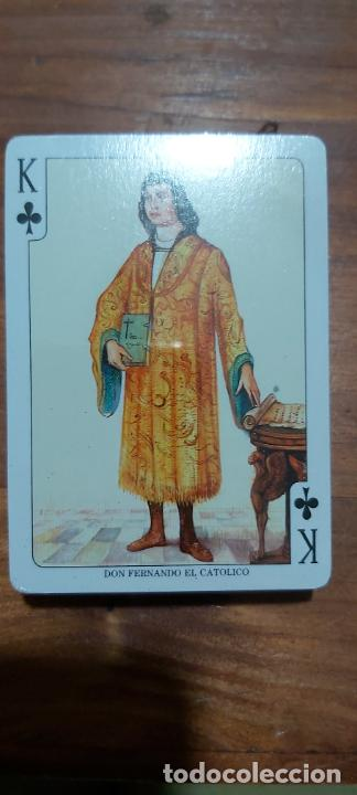 Barajas de cartas: Baraja don Fernando el católico precintada - Foto 2 - 245381280