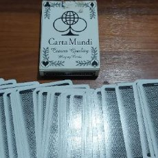 Barajas de cartas: BARAJA POKER SAHARA HOTEL CASINO LAS VEGAS. Lote 245437675