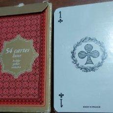 Barajas de cartas: BARAJA BRIDGE POKER CANASTA PRECINTADA. Lote 245447145