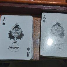 Barajas de cartas: BARAJA DE POKER FOURNIER. Lote 245449260