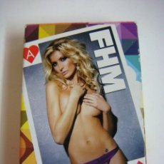 Barajas de cartas: BARAJA DE POKER F.H.M-EROTICA--(&). Lote 245458360