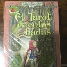 Jeux de cartes: EL TAROT DE LOS CUENTOS DE HADAS. Lote 245496915