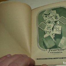 Barajas de cartas: JUEGOS DE NAIPES EXTRANJEROS HERACLIO FOURNIER 1952. Lote 245612100