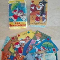 Barajas de cartas: CARTAS LOS RESCATADORES. Lote 245633360