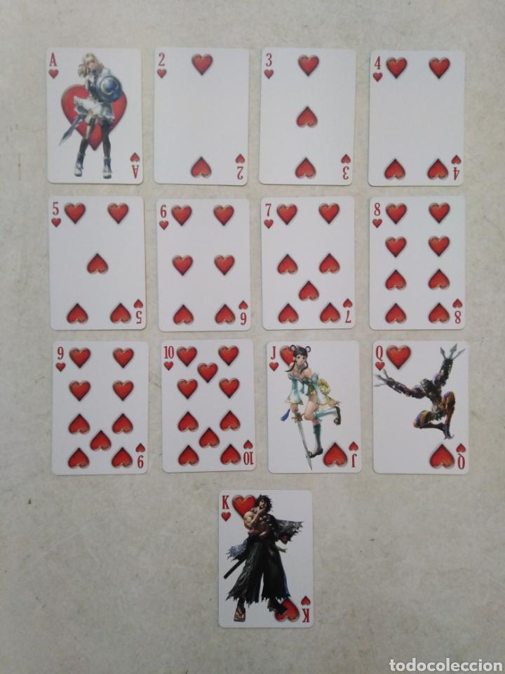 Barajas de cartas: Baraja de cartas, soul calibur V ( namco ) - Foto 4 - 246184705
