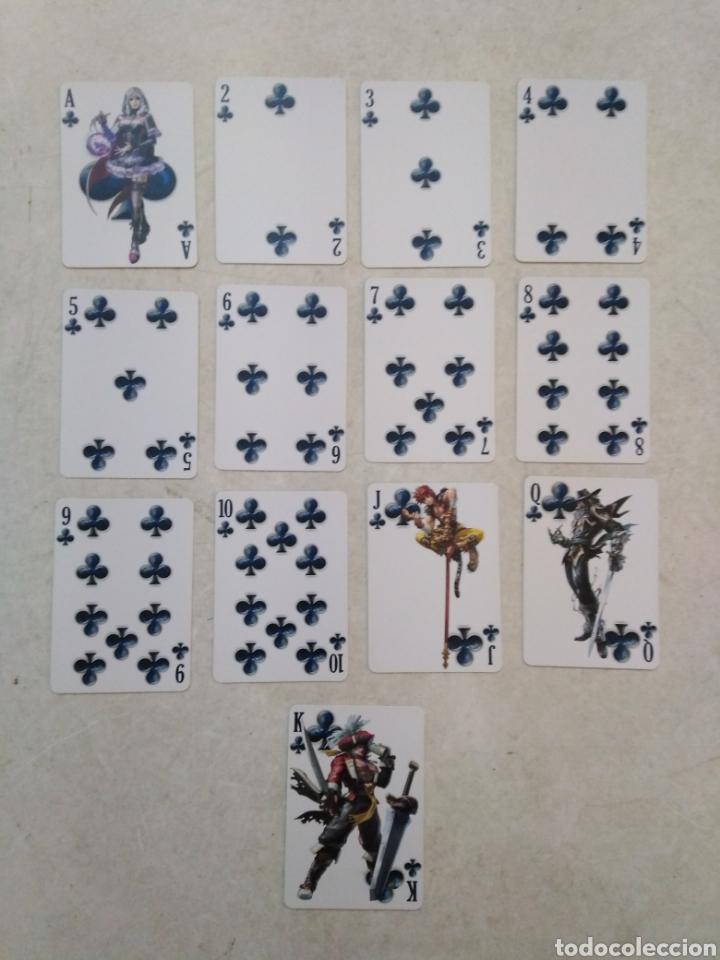 Barajas de cartas: Baraja de cartas, soul calibur V ( namco ) - Foto 6 - 246184705