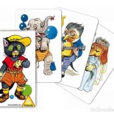 Barajas de cartas: BARAJA INFANTIL PIATNIK VIENNA. Lote 246567005