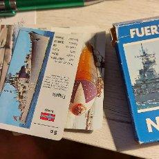 Mazzi di carte: BARAJA DE CARTA FUERZA NAVAL -VICTORIA- FOURNIER. Lote 246582090