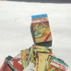 Barajas de cartas: BARAJA FOURNIER. ÉRASE UNA VEZ... LA VIDA. 1985. COMO NUEVA. Lote 246959665