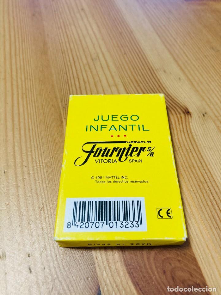Barajas de cartas: Baraja infantil He-Man, juego de cartas antiguo, Heraclio Furnier, Baraja de cartas - Foto 2 - 247342875
