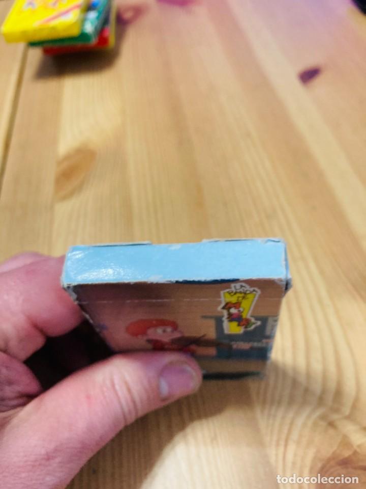 Barajas de cartas: Baraja infantil La Banda de Mozart, juego de cartas antiguo, Heraclio Furnier, Baraja de cartas - Foto 3 - 247343155