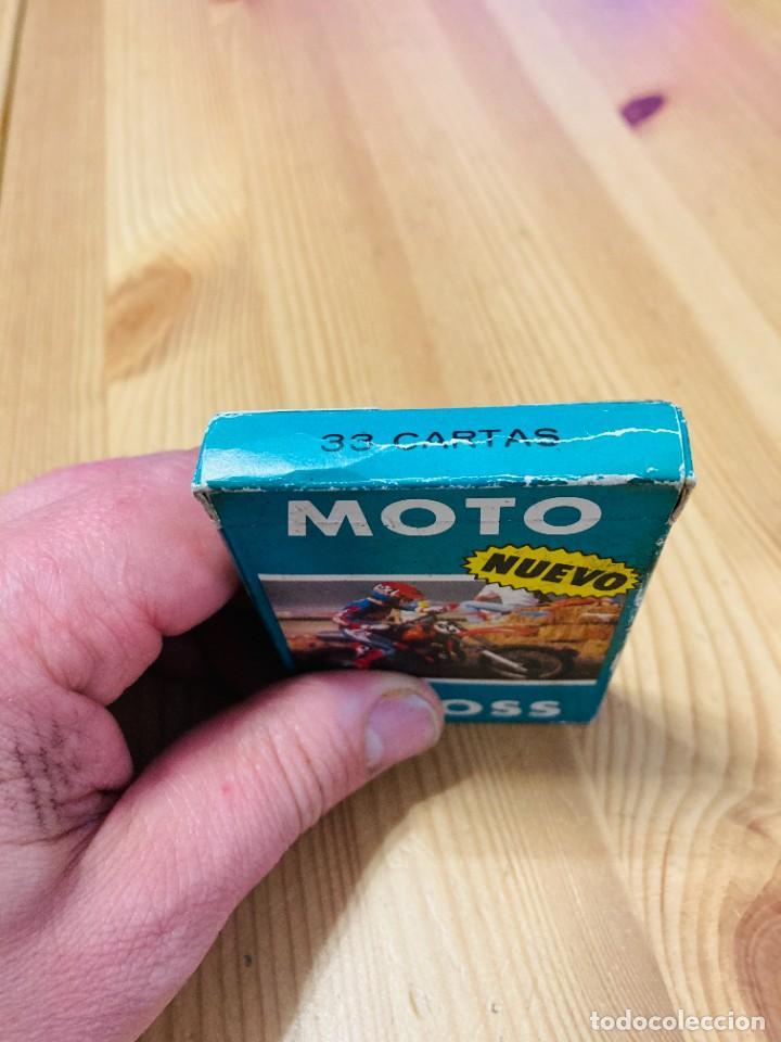 Barajas de cartas: Baraja infantil Moto Cross, juego de cartas antiguo, Heraclio Furnier, Baraja de cartas - Foto 3 - 247343375