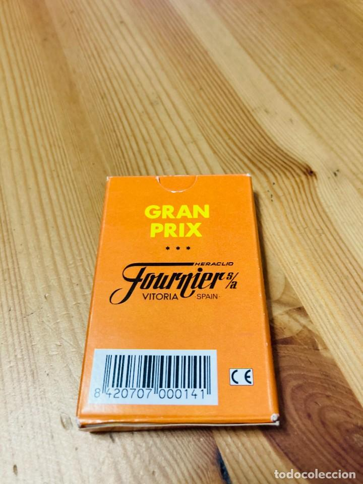Barajas de cartas: Baraja infantil Gran Prix, juego de cartas antiguo, Heraclio Furnier, Baraja de cartas - Foto 2 - 247343700