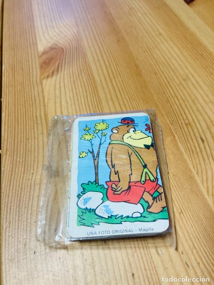 Barajas de cartas: Baraja infantil Gorila Manilla, juego de cartas antiguo, Heraclio Furnier, Baraja de cartas - Foto 3 - 247408285