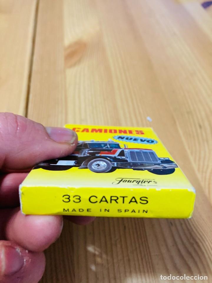 Barajas de cartas: Baraja infantil Camiones, juego de cartas antiguo, Heraclio Furnier, Baraja de cartas - Foto 4 - 247410895