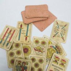 Barajas de cartas: BARAJA ESPAÑOLA HERACLIO FOURNIER NÚMERO 5. 40 CARTAS. Lote 247601075