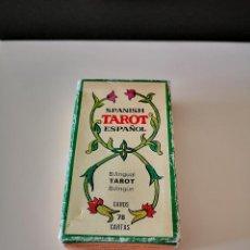 Jeux de cartes: BARAJA DE TAROT ESPAÑOL HERACLIO FOURNIER COMPLETA 1978 BUEN ESTADO. Lote 247803575