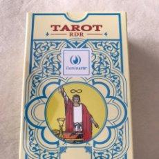 Barajas de cartas: MAZO CARTAS TAROT RIDER ILUMINARTE 78 CARTAS. Lote 276750113