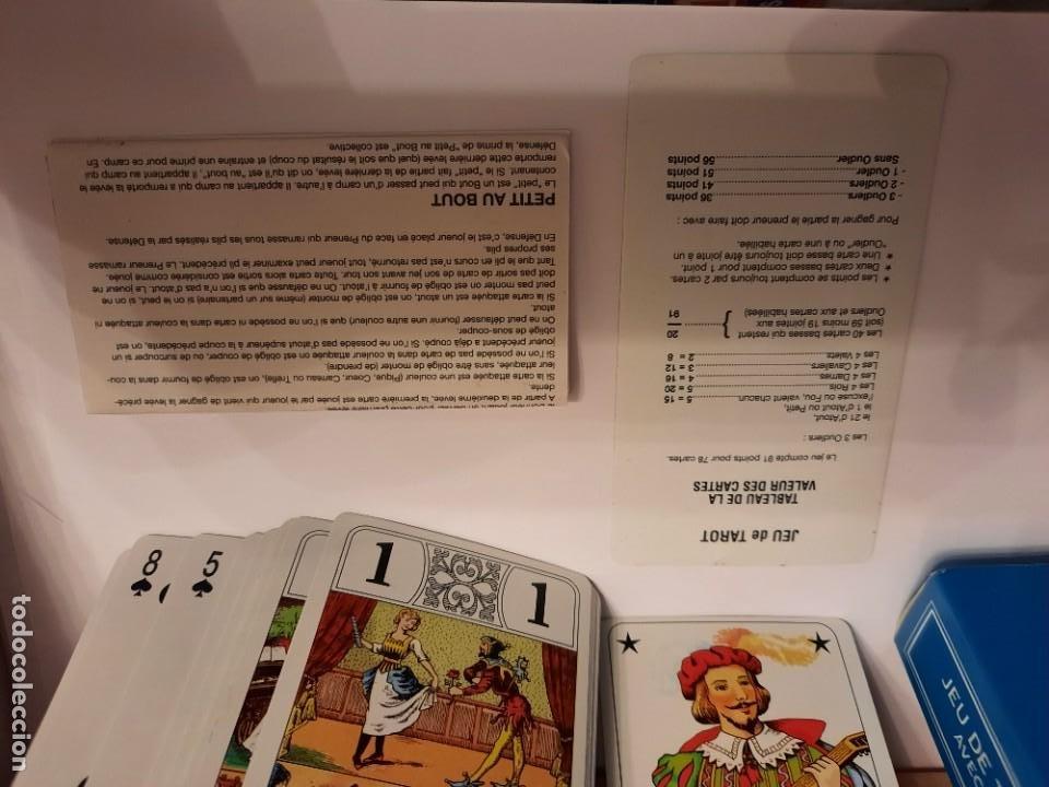Barajas de cartas: BARAJA CARTAS TAROT 78 CARTAS - Foto 2 - 248275005