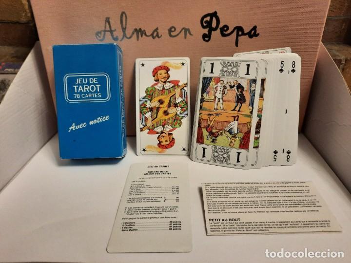 BARAJA CARTAS TAROT 78 CARTAS (Juguetes y Juegos - Cartas y Naipes - Barajas Tarot)